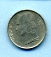 1975  1 FRANC BELGIQUE - 1934-1945: Leopold III