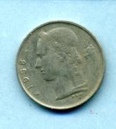 1958  1 FRANC BELGIQUE - 1934-1945: Leopold III