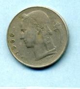 1960  1 FRANC BELGIQUE - 1934-1945: Leopold III