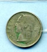1967  1 FRANC BELGIQUE - 1934-1945: Leopold III.