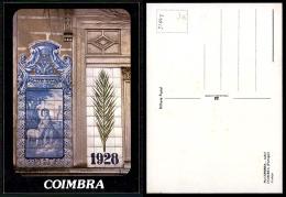PORTUGAL COR 51645 - COIMBRA - PAINEL DE AZULEJOS  TILES - Coimbra