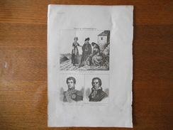 COSTUMES DE L'AUDE,MEYER DELIN ANDREOSSY,FABRE D'EGLANTINE   FRANCE PITTORESQUE - Autres
