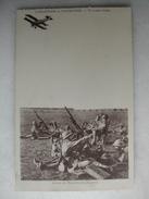 MILITARIA - L'infanterie En Manoeuvres - Tir Contre Avion - Groupe De Mitrailleuses En Action - Manoeuvres