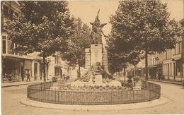 Zottegem Sottegem Gedenkteeken Der Gesneuvelde Helden 1914 - 1918  Timbrée Hillegem - Zottegem