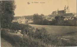 St Hubert Panorama Timbrée Nels Edit Hotel Petit - Saint-Hubert