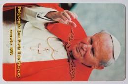 POLAND - Urmet - 50 Units - Pope Jean Paul II -  Mint - Polonia
