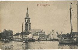 St Amand Le Quai  Edit Van Der Borght - Belgique