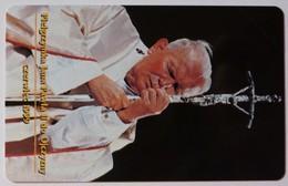 POLAND - Urmet - 25 Units - Pope Jean Paul II -  Mint - Polonia