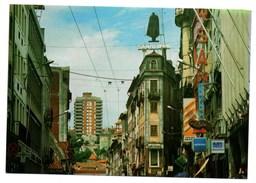 Cpm 3170 Coimbra Portugal Le Centre De La Cité Depuis Les Années 80 - Coimbra