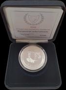 Cyprus (GREECE ) 5 Euro Silver PROOF 2008 EMU - Cyprus