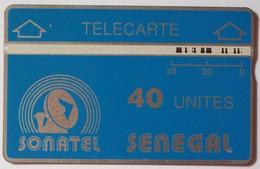Senegal - L&G - 905A - 40 Units - Sonatel - 1989 - Used