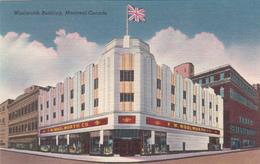 Montréal Québec Canada - Woolworth Building - Store - 2 Scans - Montreal