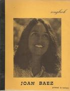 JOAN BAEZ / SONGBOOK En 1974 - Livres, BD, Revues