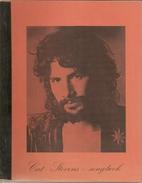 CAT STEVENS  / SONGBOOK En 1975 - Livres, BD, Revues