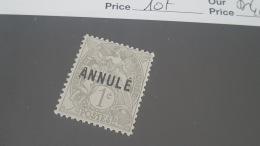 LOT 342749 TIMBRE DE FRANCE NEUF** N°107 VALEUR 40 EUROS