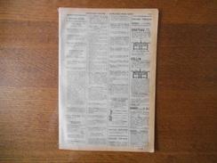 HORLOGES,HORLOGERIE,HORLOGERIE PNEUMATIQUE,HORLOGERS 12 PAGES - Publicités
