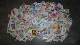 Lot De 3000 Timbres Asie  A Trier - Vrac (min 1000 Timbres)