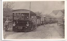 Geraarddsbergen Grammont Tram Vapeur Stoomtram (oud Repro,vieille Repro) - Geraardsbergen