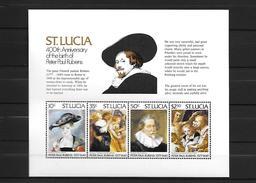 St Lucie - Peintures - Rubens