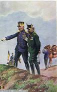 468 Etat Major Belge General Et Capitaine - Guerre 1914-18