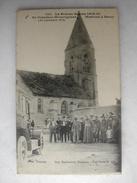 MILITARIA - Sa Grandeur Monseigneur Marbeau à Barcy - 26 Septembre 1914 - War 1914-18