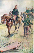 477 Officiers Des Guides Un Renseignement - Guerre 1914-18