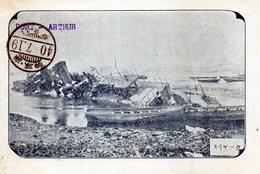 PORT ARTHUR - 3 - GIAPPONE -  VIAGGIATA Con Timbro Postale - Japan