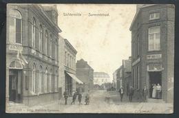 +++ CPA - LICHTERVELDE - Surmontstraat - Café  // - Lichtervelde