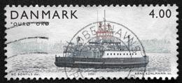 Danmark 2001 Island Ferries / Ferries De L´île   MiNr.1292 (O). (lot  D 726 )