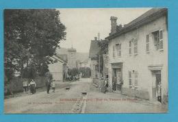 CPA 11912 - Rue Du Théâtre Du Peuple BUSSANG 88 - Bussang