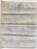CALVADOS 1774, Parchemin 6 Pages, Généralité D'Alençon. Orbec, Firfol . Ref 14 - Manuscripts