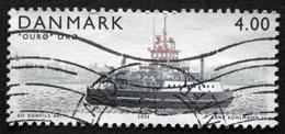 Danmark 2001 Island Ferries / Ferries De L´île   MiNr.1292 (O). (lot  D 729 )