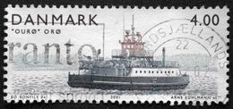 Danmark 2001 Island Ferries / Ferries De L´île   MiNr.1292 (O). (lot  D 731 )