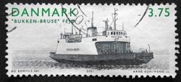Danmark 2001 Island Ferries / Ferries De L´île   MiNr.1291 (O). (lot  D 731 )