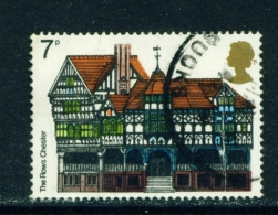 GREAT BRITAIN  -  1975  Architectural Heritage Year  7p  Used As Scan - 1952-.... (Elizabeth II)
