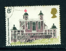 GREAT BRITAIN  -  1975  Architectural Heritage Year  8p  Used As Scan - 1952-.... (Elizabeth II)