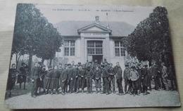 Elbeuf - L'école Supérieure (pliure) - Elbeuf