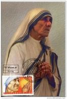 13891 Austria, Maximum 2010  Mother Teresa Of Calcutta,  The Blessed Mother Teresa, - Maximumkarten (MC)