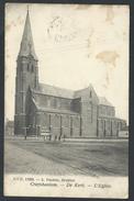 +++ CPA - KRUISHOUTEM - CRUYSHAUTEM - De Kerk - Eglise - D.V.D. 11383 DVD    // - Kruishoutem