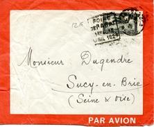 Enveloppe Latecoere 1928 Avec PA 11 - Storia Postale