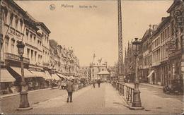 Mechelen Malines  Ijzeren Leen Bailles De Fer  Uitg. Henri Bertels - Malines