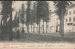 Mechelen Malines Schuttersvest Boulevard Des Arbalétriers - Malines