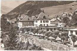 Château D'Oex - Carte Photo Vue De Village - VD Vaud