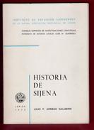 Historia De Sijena (Spanish Edition) (Spanish)   – 1975 By Julio P Arribas Salaberri - Kultur