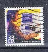 Usa  -  2000. Il Computer