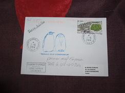 Dumont D'Urville 7 5 2014 Premier Oeuf De Manchot Empereur - Terres Australes Et Antarctiques Françaises (TAAF)