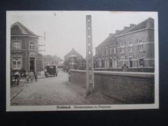 CP BELGIQUE (V1704) HOLSBEEK (2 Vues) Gemeenteplaats En Dorpstraat - Holsbeek
