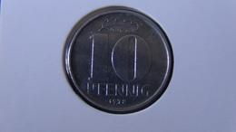 Germany - DDR - 1973 - 10 Pfennig - KM 10 - VF - Look Scans - [ 6] 1949-1990 : GDR - German Dem. Rep.