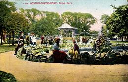 AVON - WESTON SUPER MARE - GROVE PARK  Av426 - Weston-Super-Mare
