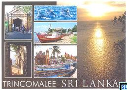 Sri Lanka Postcards, Trincomalee, Postcard - Sri Lanka (Ceylon)